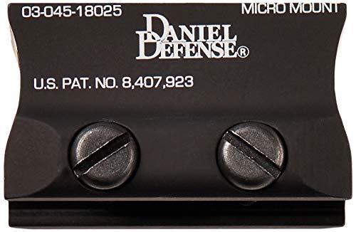 Daniel Defense Aimpoint マイクロマウント スペーサー付き - 03-045-18025