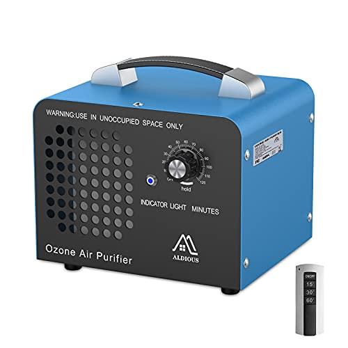 generatore di ozono telecomando ALDIOUS Generatore di Ozono 10