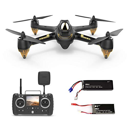 HUBSAN H501SS X4 Professional RC Quadcopter Drone 5.8G Brushless FPV with HD Camera GPS RTF Black