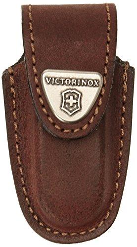 VICTORINOX Étui de ceinture en cuir Fermeture Velcro