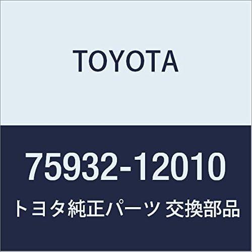 Max 69% OFF Genuine Toyota 40% OFF Cheap Sale 75932-12010 Door Tape