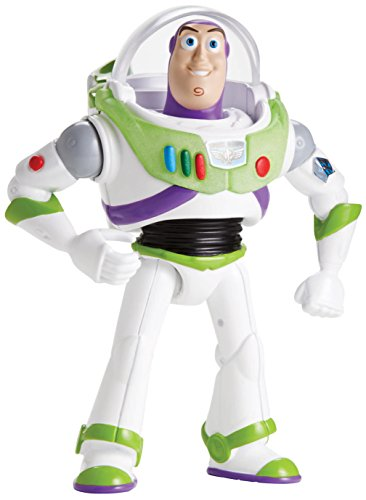 Toy Story Disney/Pixar 4' Buzz Lightyear Basic Action Figure