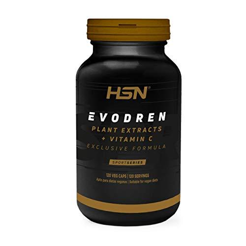 Evodren HSN Sports | 100% Natural Extractos Herbales