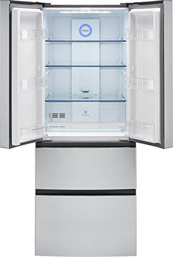 Haier 15-Cu.-Ft. French-Door Refrigerator 28