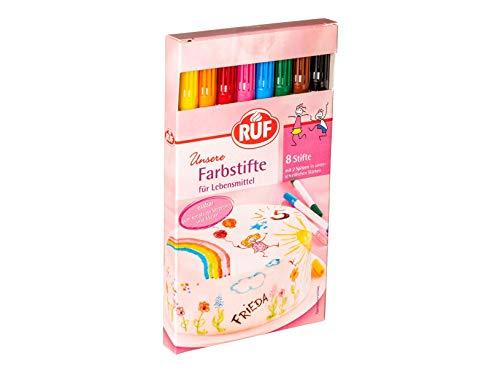 RUF Lebensmittel Farbstifte