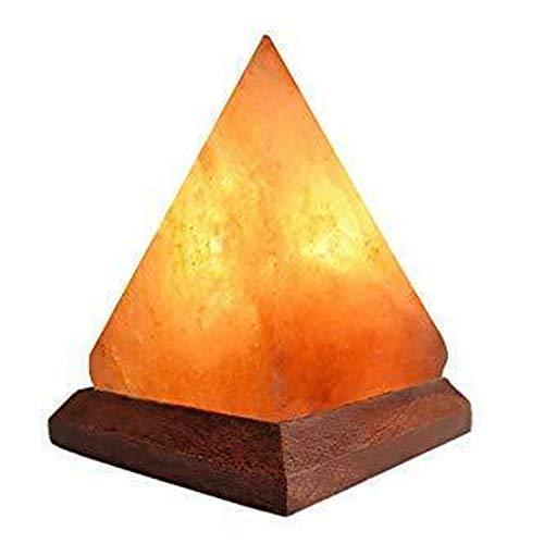 Stunning USB Powered Desktop Himalayan Salt LAMP with Colour Changing Light (USB...