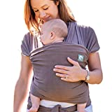 Baby Sling Wrap by Trekki - Baby Carrier Newborn to Toddler + Essentials