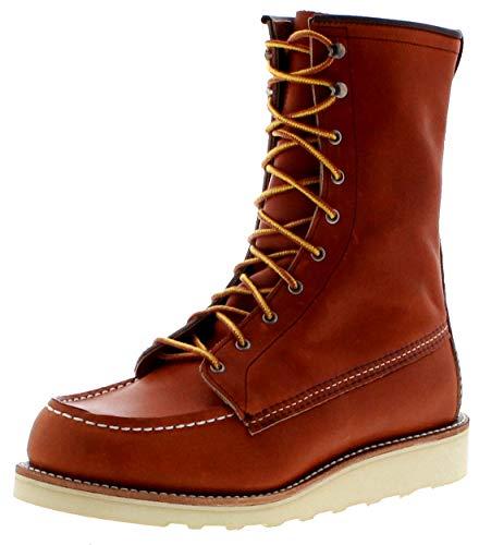 Red Wing Shoes 3427 MOC Toe Bottines pour Femme Marron - Marron - Oro, 37 EU