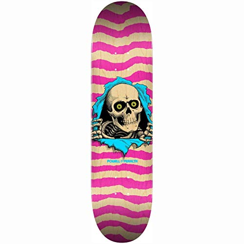 Powell Peralta Ripper Popsicle Deck natual/Pink, 8.5