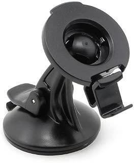 EKIND Car Windscreen Windshield Suction Cup Mount Holder Cradle Compatible for GPS Garmin Nuvi 52(Garmin Nuvi 42 42LM 44 44LM 52 52LM 54 55 2457LMT 2497LMT 2577LT 2597LM 2597LMT 2558LMTHD 2598LMTHD)