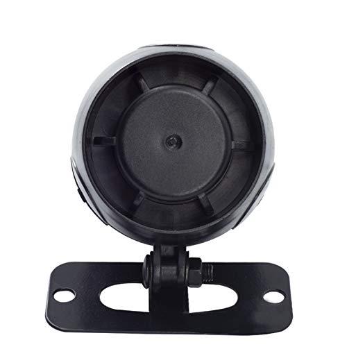Bocina Coche Coche 3 tono Bunch Horn Speaker Motocicleta Megáfono Tradicional Bocinas De Coche (Voltage : 12V)
