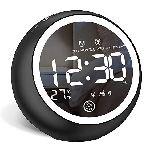 ONEWELL X10 Radio Reloj Despertador