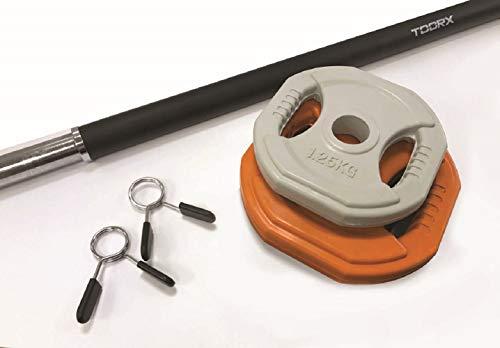 Toorx Body Pump Set Light 10 kg