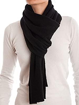 Dalle Piane Cashmere - Scarf 100% cashmere - Made in Italy - Woman/Man