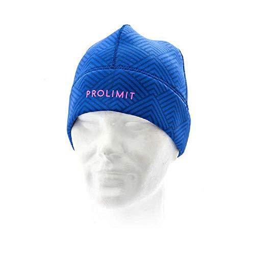 Prolimit Pure Damen Beanie/Neopren Mütze-Blue/Pink-XL