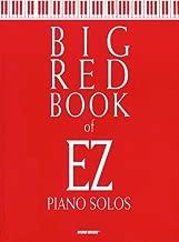 Big Red Book Of Ez Piano Solos Easy