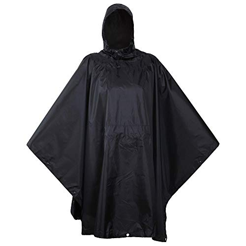 USGI Industries Military Style Poncho | Emergency Tent, Shelter, Survival |...