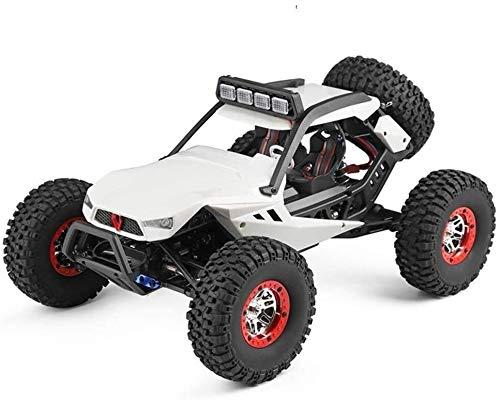 Macchina Radiocomandata Telecomandata RC Truck Car 1:12 4WD da corsa di telecomando del veicolo 45 chilometri all'ora a 2,4 GHz Car Buggy Regali for i ragazzi di compleanno delle ragazze di Natale
