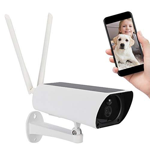 Voluxe Cámara impermeable accionado 4G movimiento 1080P inalámbrica 4G vigilancia impermeable Warehouse para hogares(# 2)