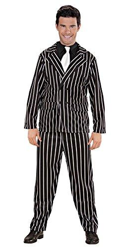 Widmann - Cs923754/s - Costume Gangster Taille S