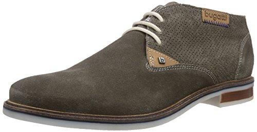 bugatti Herren F7538PR3 Desert Boots, Braun, 42 EU
