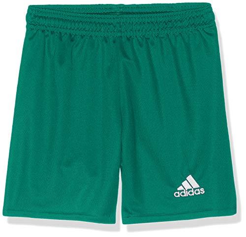 adidas Kinder Shorts Parma 16 SHO, grün (Bold Green/White), 152