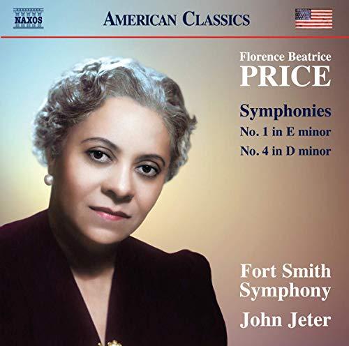 Price comparison product image Symphonies 1 & 4