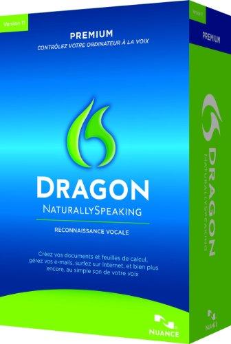 Dragon NaturallySpeaking 11 Premium, French Edition, 2 User (PC)