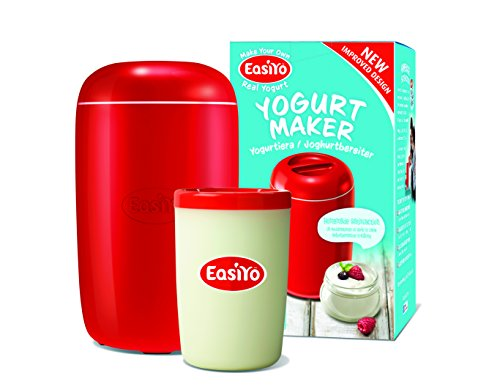EasiYo Yogurt Maker (1kg) (Red)