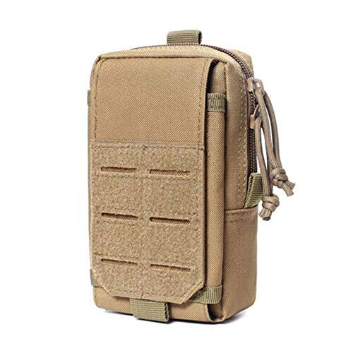 Outdoor EDC Tactical Molle Pouch Military Waist Belt Bag Tool Bag Holder...