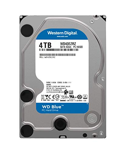 Build My PC, PC Builder, Western Digital WD40EZRZ