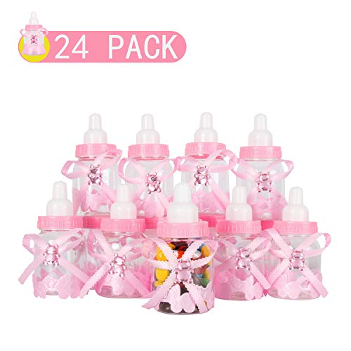 24 Piezas Botella De Caramelo, Botella Botellas Cajas Dulces...