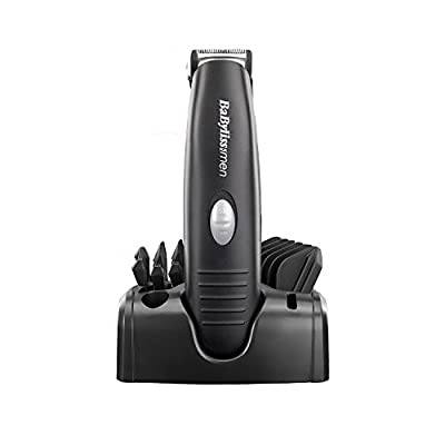 BaByliss Precision Beard Trimmer for Men - Black from The Conair Group Ltd