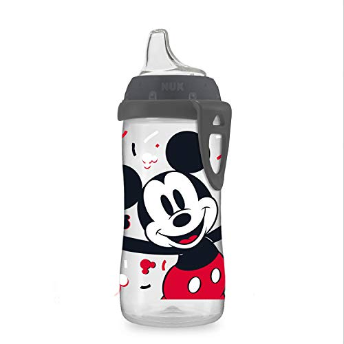 NUK Disney Active Sippy Cup, Mickey Mouse, 10 Oz 1 Pack