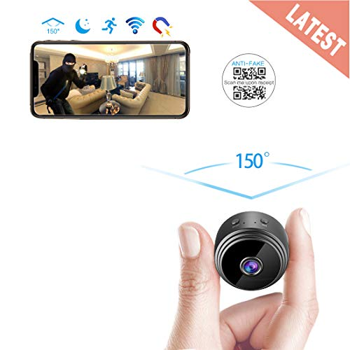 Best small spy camera wireless hidden audio and video for 2020