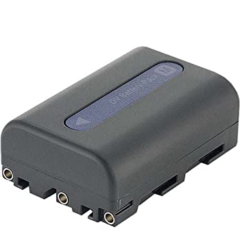Synergy Digital Camera Battery Works with Sony DSLR-A100 Digital Camera Ultra Hi-Capacity Compatible with Sony NP-FM55H Battery