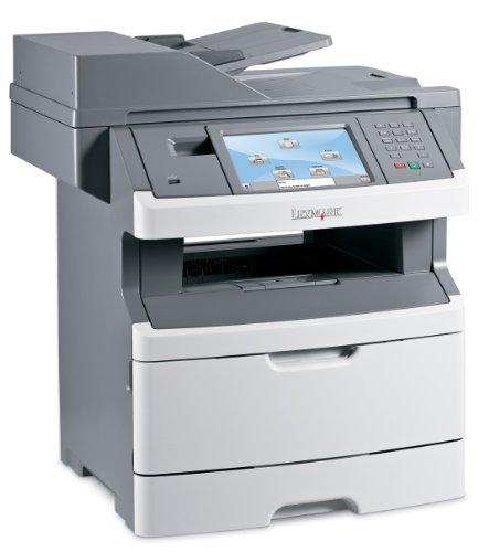 Lexmark X463de Multifunktionsgerät (Monochrome-Laserdrucker, Scanner, Kopierer)