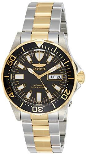 Invicta Reloj automático 7045 Signature Collection Pro Diver de Dos Tonos para Hombre
