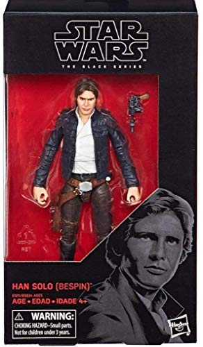 STAR WARS – Black Series – Figura 15 cm han Solo, e1211es0