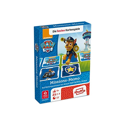 ASS 22583135 Paw Patrol Missions Memo