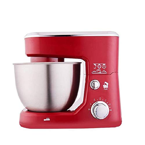 Meat Cutter Stand Mixer with Stainless Steel Bowl Blender Meat Grinder,Cream Stirring...