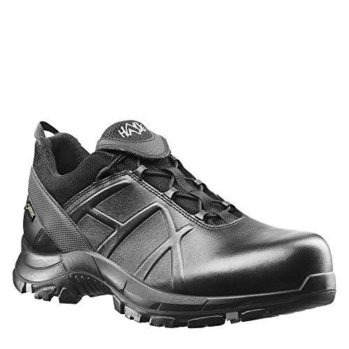 Haix Black Eagle Safety 50 Low Komfortabler Sicherheitsschuh für Industriearbeiter. 42