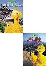 Sesame Street - Big Bird In Japan / Big Bird in China (2 Pack)