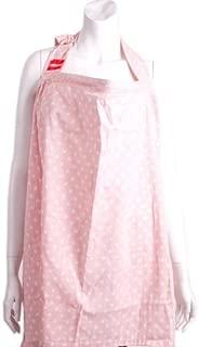 エスメラルダ 授乳カバー ピンクドット