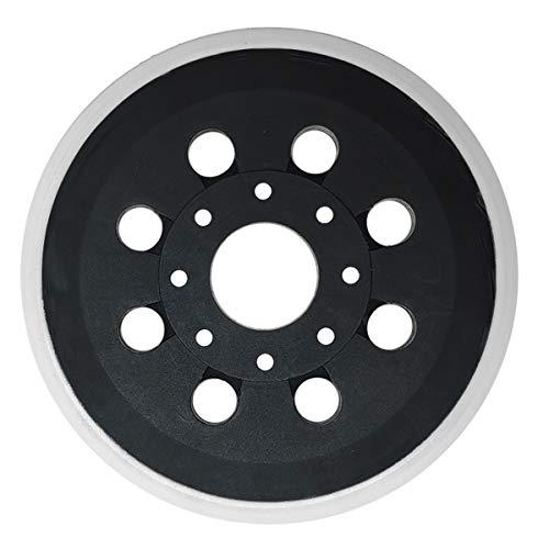 Tockrop almohadilla de repuesto estándar para lijadora de 8 agujeros de 5 pulgadas para Bosch RS035 (1 paquete)
