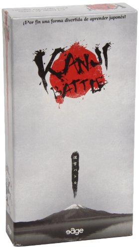 Kanji Battle Juego De Cartas