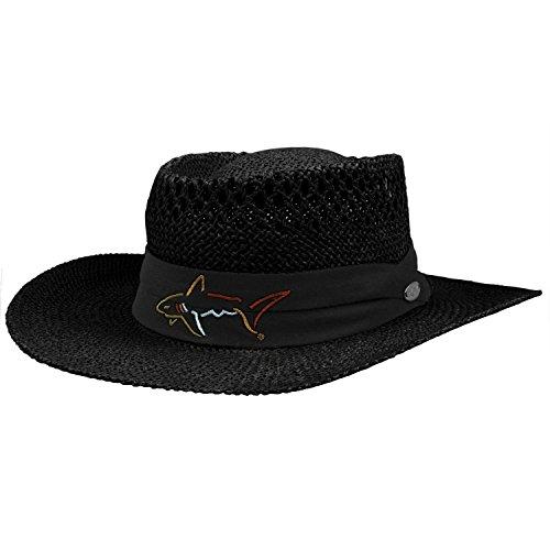 Greg Norman Straw Hat, Natural
