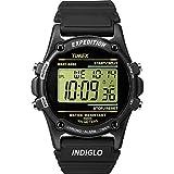 Best Triathlon Watches - Timex Men's T5K463 Expedition Atlantis 40mm Black Resin Review