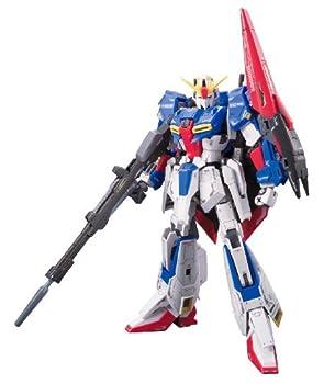 Bandai Hobby #10 Zeta Gundam Scale 1/144 Real Grade Figure