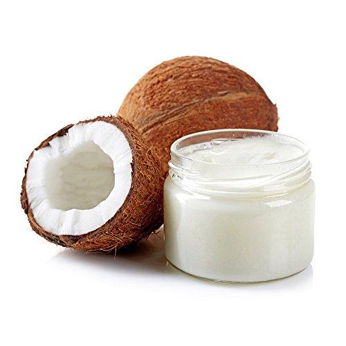 manelya Huile de Coco Bio 125 ml - Lot de 2